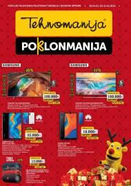 TEHNOMANIJA Katalog -  Katalog Televizora, telefona, IT uređaja i dodatne opreme Januar 2020