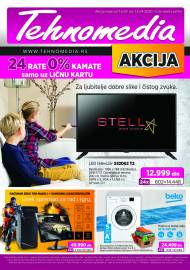 TEHNOMEDIA Katalog -  Akcija do 15.04.2020. Godine