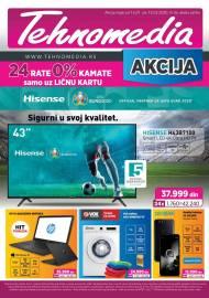 TEHNOMEDIA Katalog -  Akcija do 15.02.2020. Godine