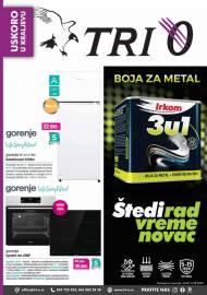 TRI 0 Katalog - Akcija sniženja do 31.08.2020.
