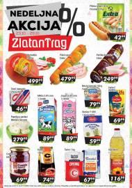 ZLATAN TRAG NEDELJNA AKCIJA - Super akcija sniženja do 29.10.2020.