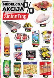 ZLATAN TRAG Akcija - NEDELJNA AKCIJA  - Super akcija do 19.12.2019.