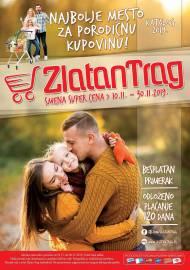 ZLATAN TRAG Akcija - KATALOG  - Super akcija do 30.11.2019.