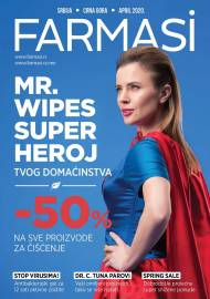 FARMASI Katalog - Super akcija do 30.04.2020.