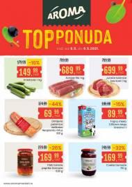 AROMA TOP AKCIJA - Akcija sniženja do 09.05.2021.