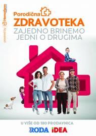 IDEA - RODA - SPECIAL - PORODIČNA ZDRAVOTEKA - Super akcija SNIŽENJA do 25.06.2021.