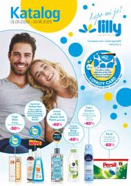 LILLY DROGERIE Katalog - Super akcija do 30.06.2020.