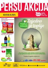 PERSU Katalog - Akcija sniženja do 30.10.2021.