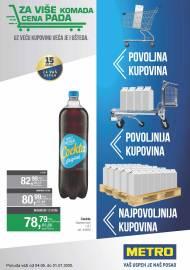 METRO KATALOG - POVOLJNA KUPOVINA - VAŠ USPJEH JE NAŠ POSAO - Akcija do 01.07.2020.